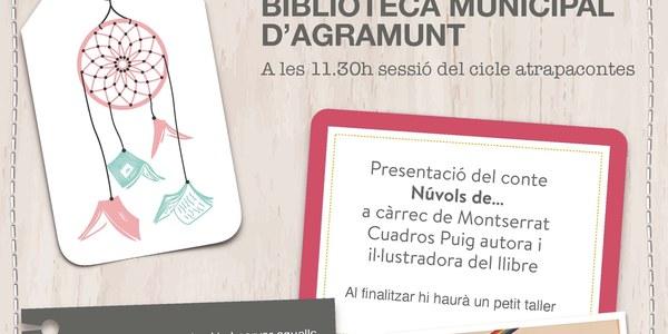 Atrapacontes amb Montserrat Cuadros