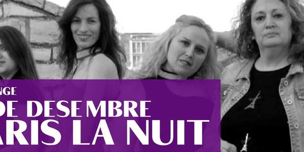 Balls Diumenges: Paris La Nuit