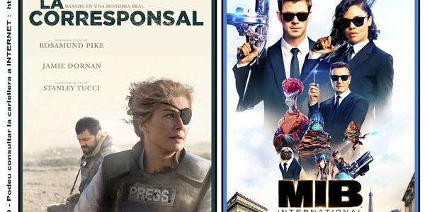 Cartellera de cinema del 6 al 8 de juliol