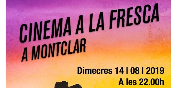 Cinema a la fresca a Monclar