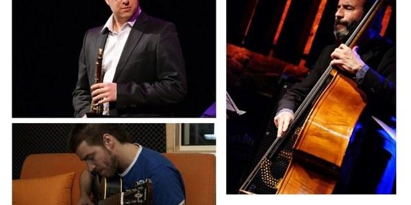 Jordi Guixé Trio