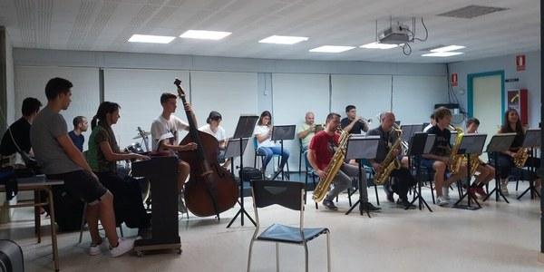 Concert presentació de la Big Band de l'EMMA