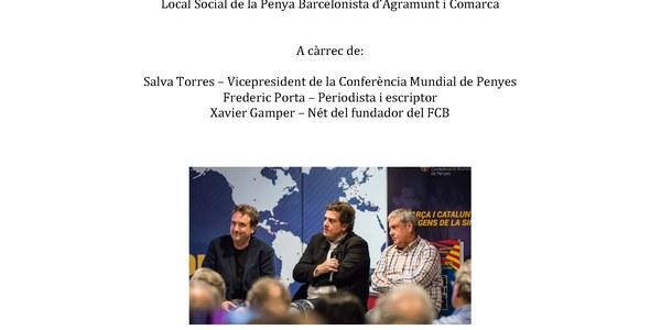 Conferència: Barça i Catalunya