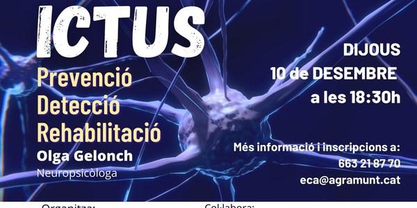 Conferència sobre l'Ictus