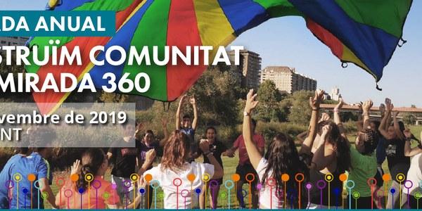 Construïm comunitat amb mirada 360. Connectem-nos per millorar les oportunitats educatives.