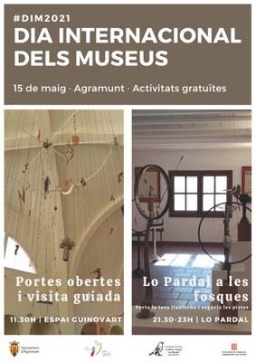 Dia Internacional Museus 2021