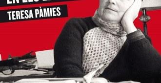 """Exposició: """"Tot és en els llibres: Teresa Pàmies"""""""