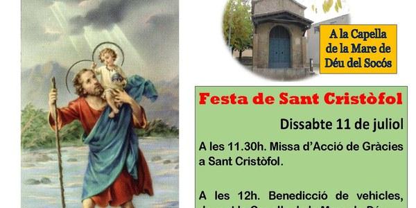 Festa de Sant Cristòfol