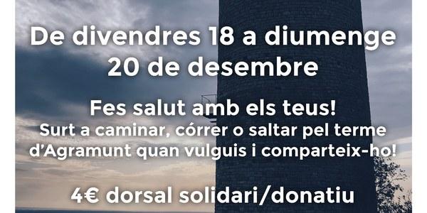 IX Caminada solidària per La Marató