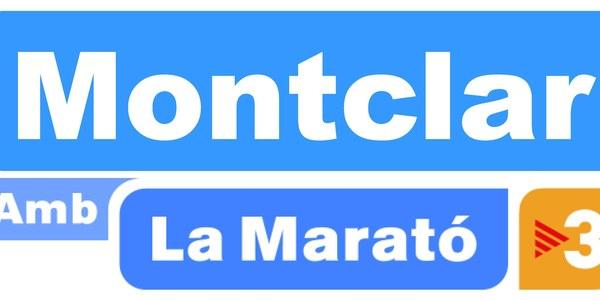 Montclar amb la Marató de TV3