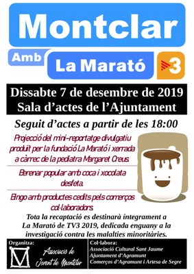 Montclar Marató 2019
