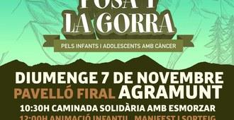 POSA'T LA GORRA A AGRAMUNT