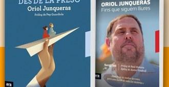 Presentació dels llibres de Junqueras