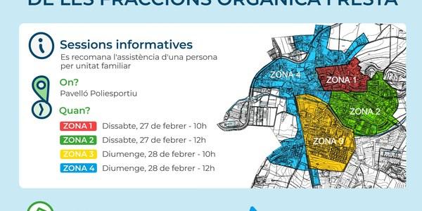 REUNIONS RECOLLIDA PORTA A PORTA - ZONA 1
