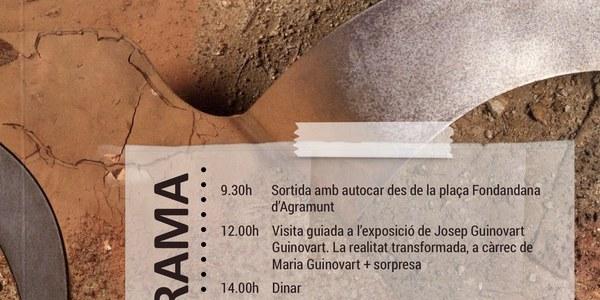 Sortida a l'Espai Volart de la Fundació Vila Casas