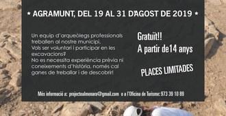 T'agrada l'arqueologia? Excava a la necròpolis d'Almenara