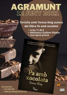 Pa amb xocolata_cartell presentació