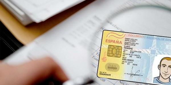 Tramitacions del document nacional d'identitat (DNI)