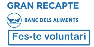 VOLUNTARIS GRAN RECAPTE