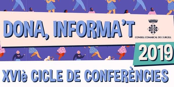 Presentació del cicle al Consell Comarcal de l'Urgell
