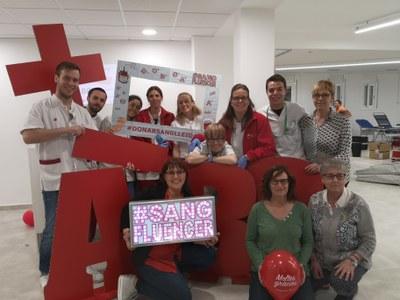 Marató de Donants de Sang Agramunt