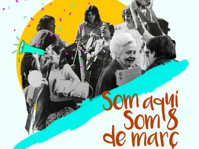 8 de març- DIA INTERNACIONAL DE LES DONES