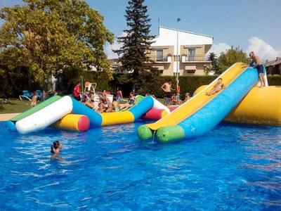 Activitats aquàtiques a les piscines municipals