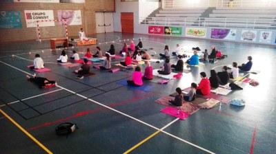 DMAF' 19- sessió de ioga