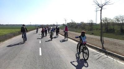 DMAF' 19-sortida amb bicicleta