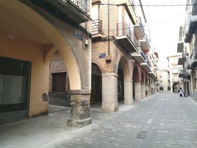 Actuacions per millorar la il·luminació del carrer Sió
