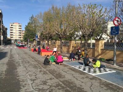 Agramunt celebra el Dia Sense Cotxes