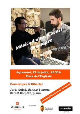 Concert Omnium 23 juliol