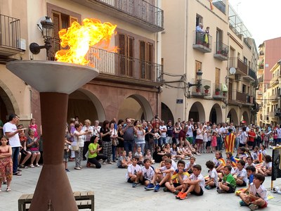 Agramunt celebrarà la Festa de Sant Joan adaptant el format dels seus actes