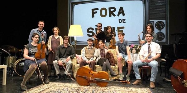 Espectacle Fora de Sèrie de LleidArt Ensemble