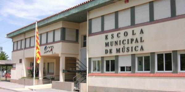 L'Escola Municipal de Música serà un dels edificis municipals on es duran a terme aquestes actuacions d'estalvi energètic
