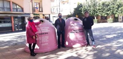 Agramunt s'adhereix a la campanya solidària d'Ecovidrio