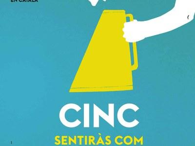 Agramunt s'adhereix al Cicle CINC de cinema infantila en català