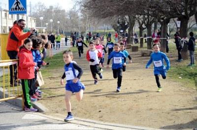 Agramunt un any més al Circuit Escolar de Cros de Lleida