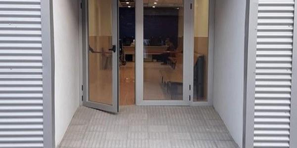 Nova porta d'accés al CAP d'Agramunt