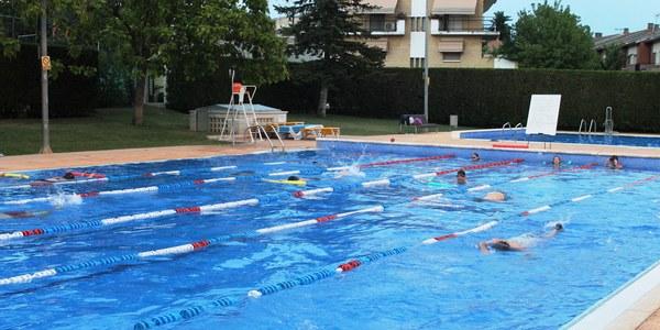Monitors de natació cursets temporada d'estiu 2020