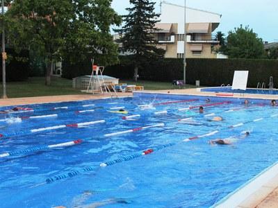 Ajuntament obre convocatòria per contractar monitors de natació per als cursets de la temporada d'estiu 2020