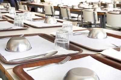 Ajuts per al menjador escolar a la comarca de l'Urgell