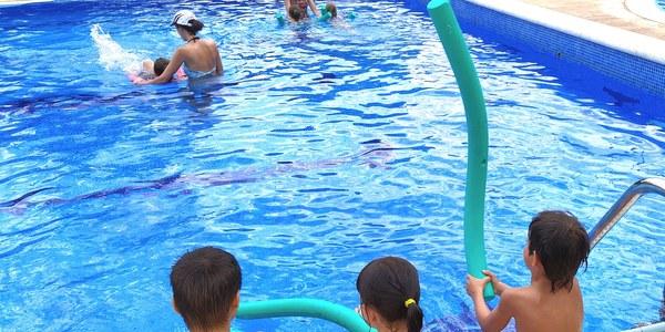 Segon torn dels cursets de natació