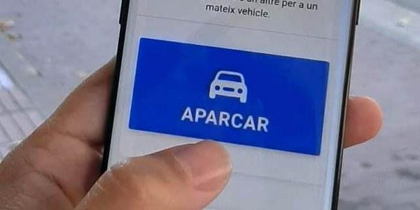 Bona resposta al sistema digital d'aparcament
