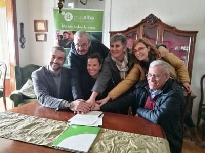 Cal Carreter iniciarà la seva activitat com a centre ocupacional del Grup Alba a inicis del proper any 2020