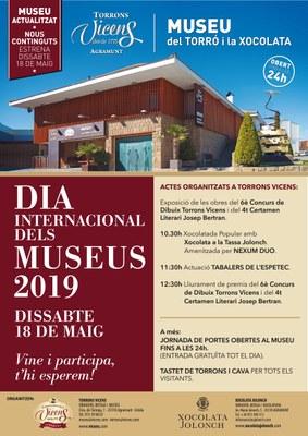 Activitat Museu Torró Dia Internacional Museus (2019)