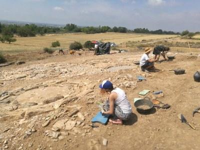 Campanya arqueològica Necròpolis Almenara (2019)