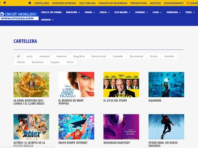 L'empresa Circuit Urgellenc estrena nova web