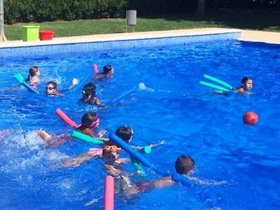 Contractació monitors de natació temporada d'estiu 2019