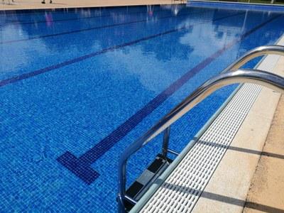 Contractació personal manteniment de les piscines municipals